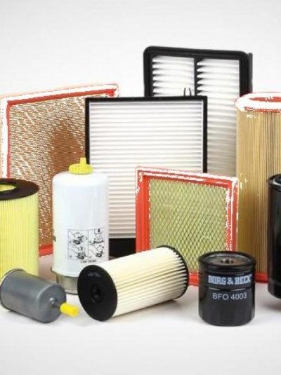 انواع فیلتر هوا